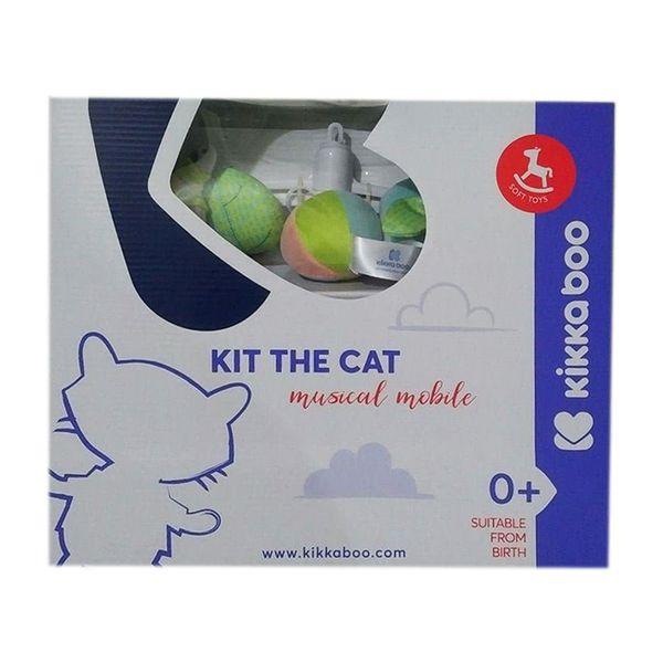 آویز تخت کودک کیکابو مدل Kit The Cat