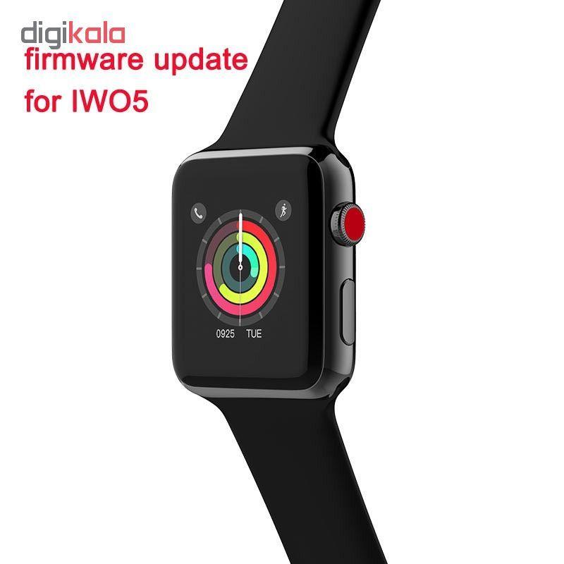 ساعت هوشمند مدل IWO -5 main 1 6