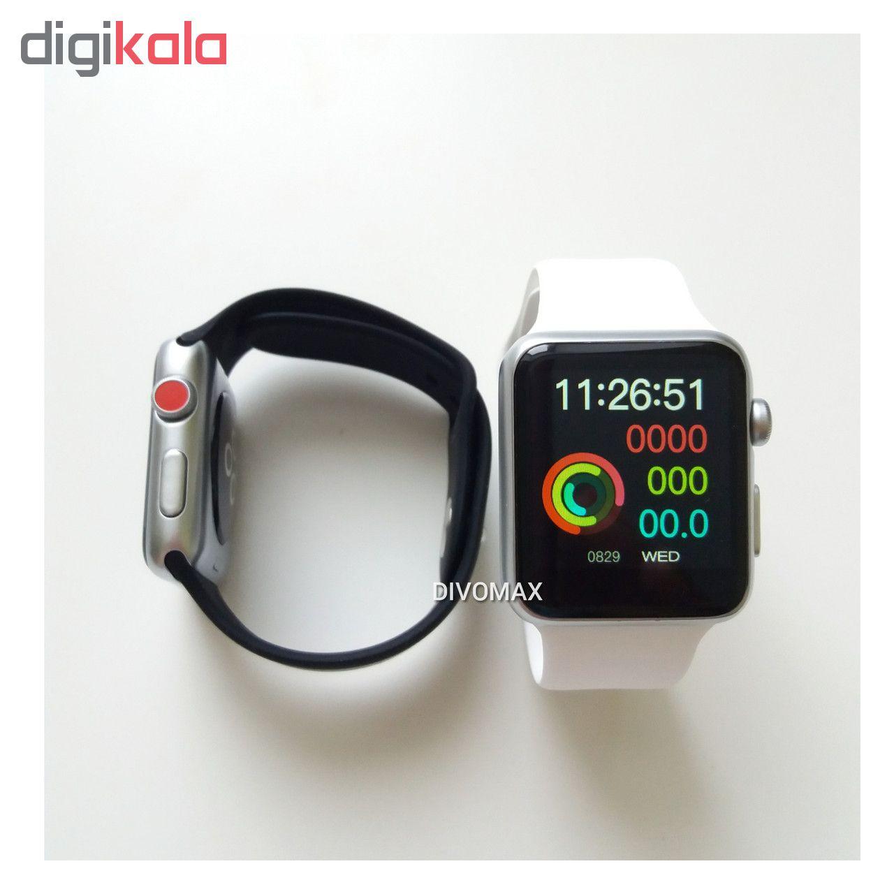 ساعت هوشمند مدل IWO -5 main 1 7