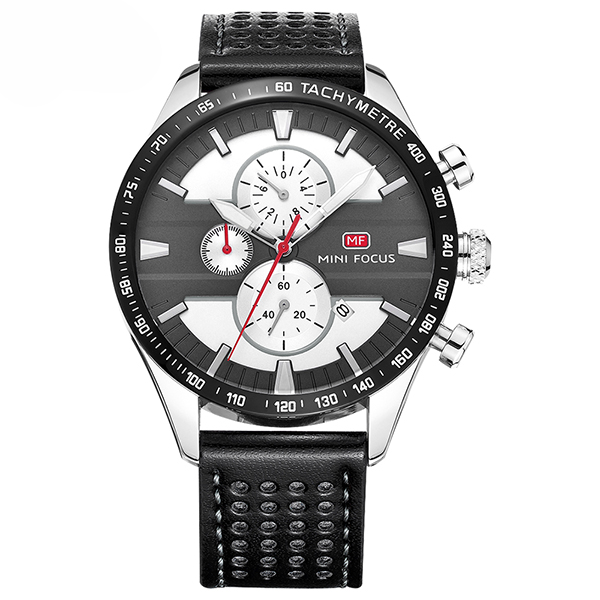 ساعت مچی عقربه ای مردانه مینی فوکوس مدل mf0002g.03