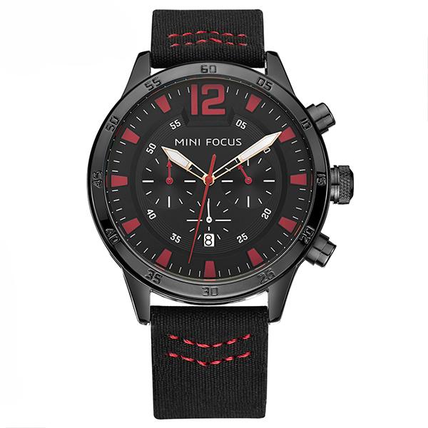 ساعت مچی عقربه ای مینی فوکوس مدلmf0006g.01