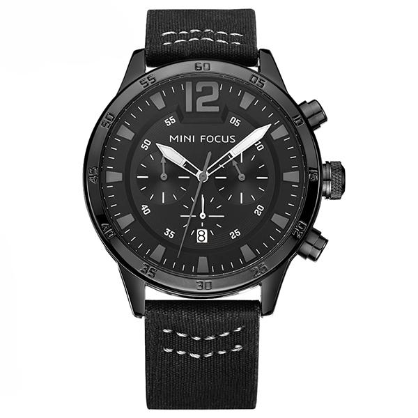 ساعت مچی عقربه ای مینی فوکوس مدل mf0006g.02 53