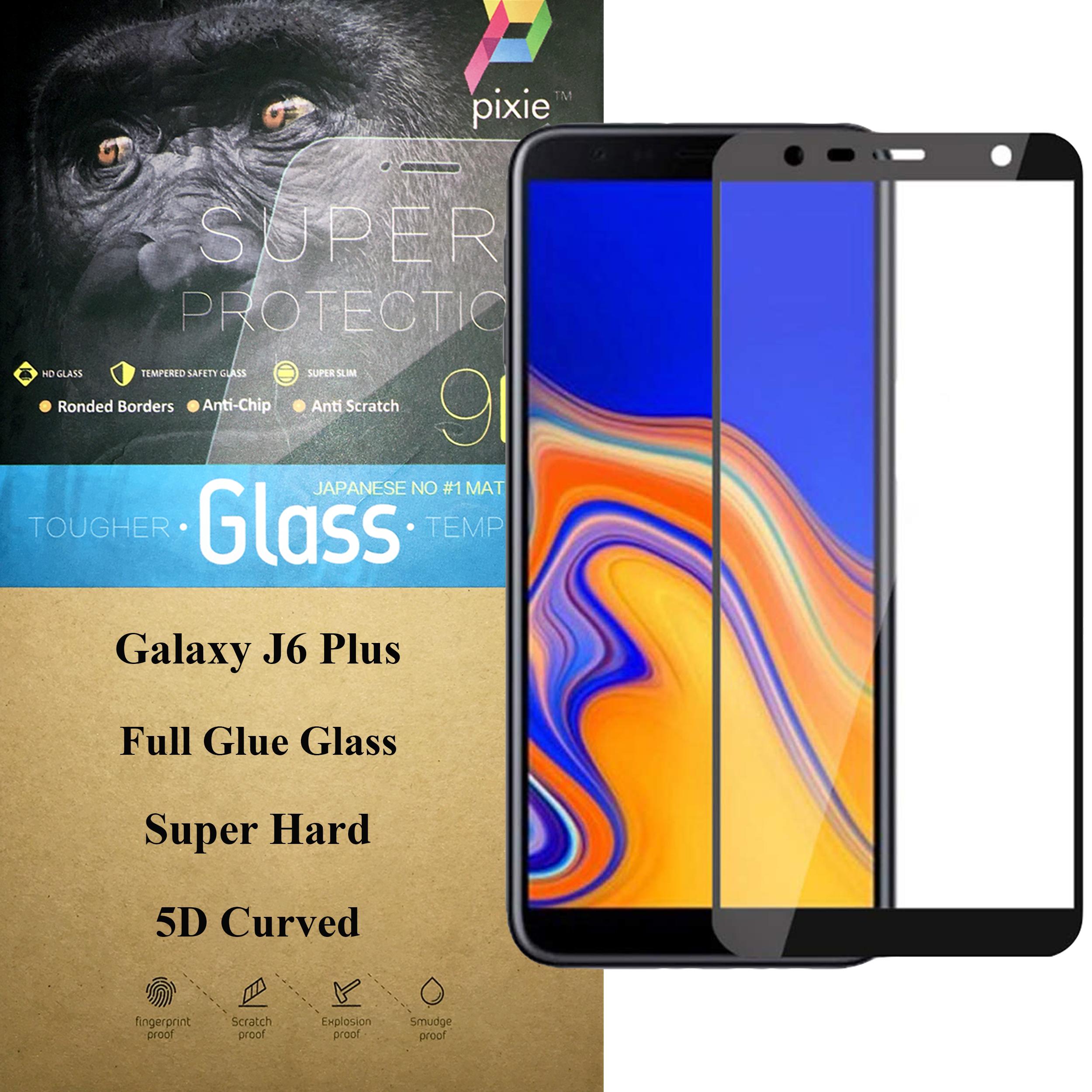 محافظ صفحه نمایش پیکسی مدل Treasure Trove مناسب برای گوشی موبایل سامسونگ Galaxy J6 Plus thumb