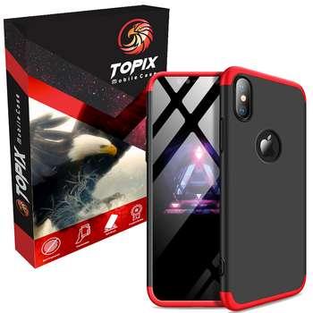 کاور تاپیکس مدل Hard مناسب برای گوشی موبایل اپل iPhone XS Max