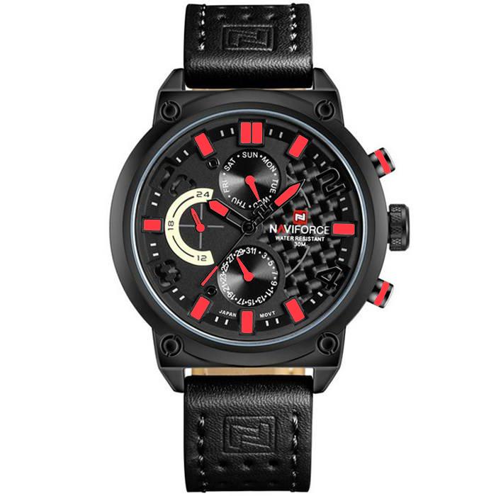 ساعت مچی عقربه ای مردانه نیوی فورس مدل NF9068M/GH