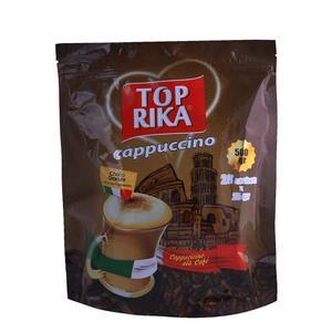 کاپوچینو نرمال تاپریکا - 25 گرم بسته 20 عددی