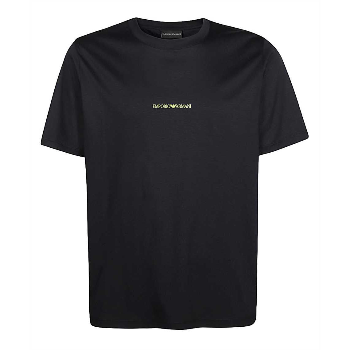 تیشرت آستین کوتاه مردانه امپریو آرمانی مدل 3H1T781JSTZ-0922 -  - 2