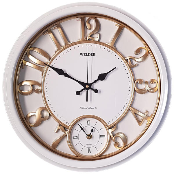 ساعت دیواری ولدر مدل 520-L