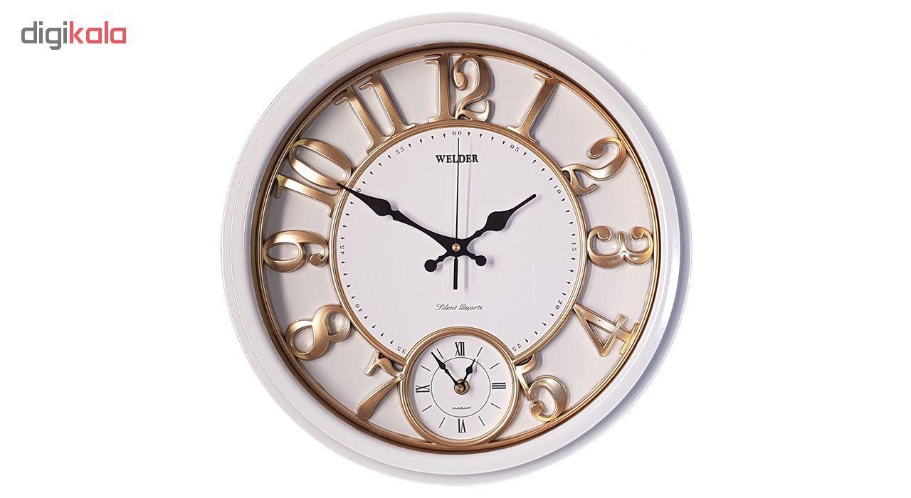 ساعت دیواری ولدر مدل 520-L main 1 1
