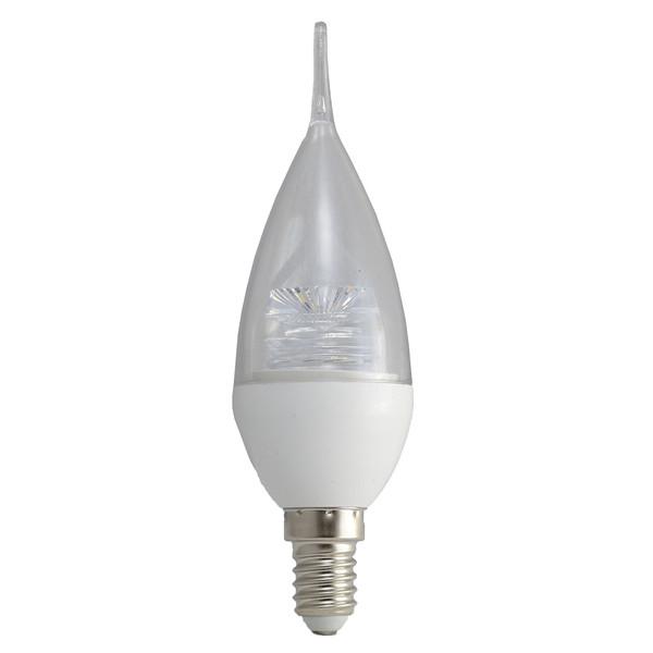 لامپ ال ای دی 6 وات خزرشید مدل S01 پایه E14