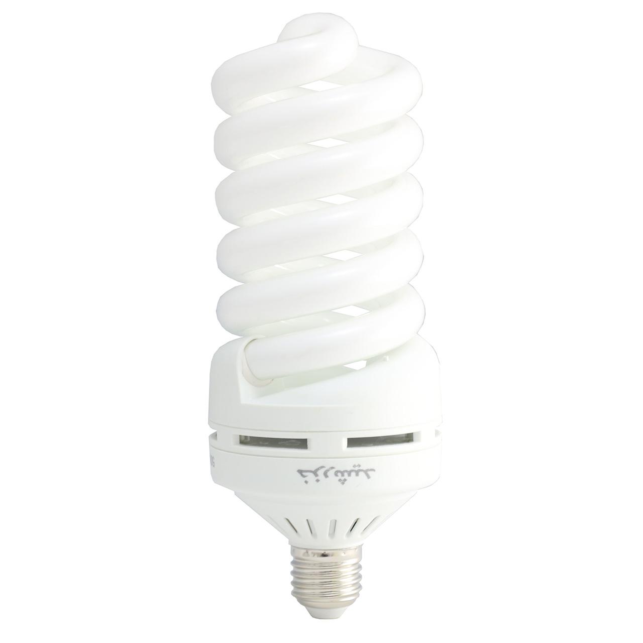 لامپ کم مصرف 50 وات خزرشید مدل FS پایه E27
