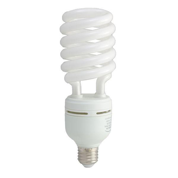 لامپ کم مصرف 25 وات خزرشید مدل HS پایه E27
