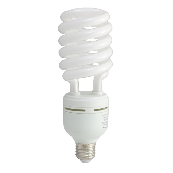 لامپ کم مصرف 40 وات خزرشید مدل HS پایه E27