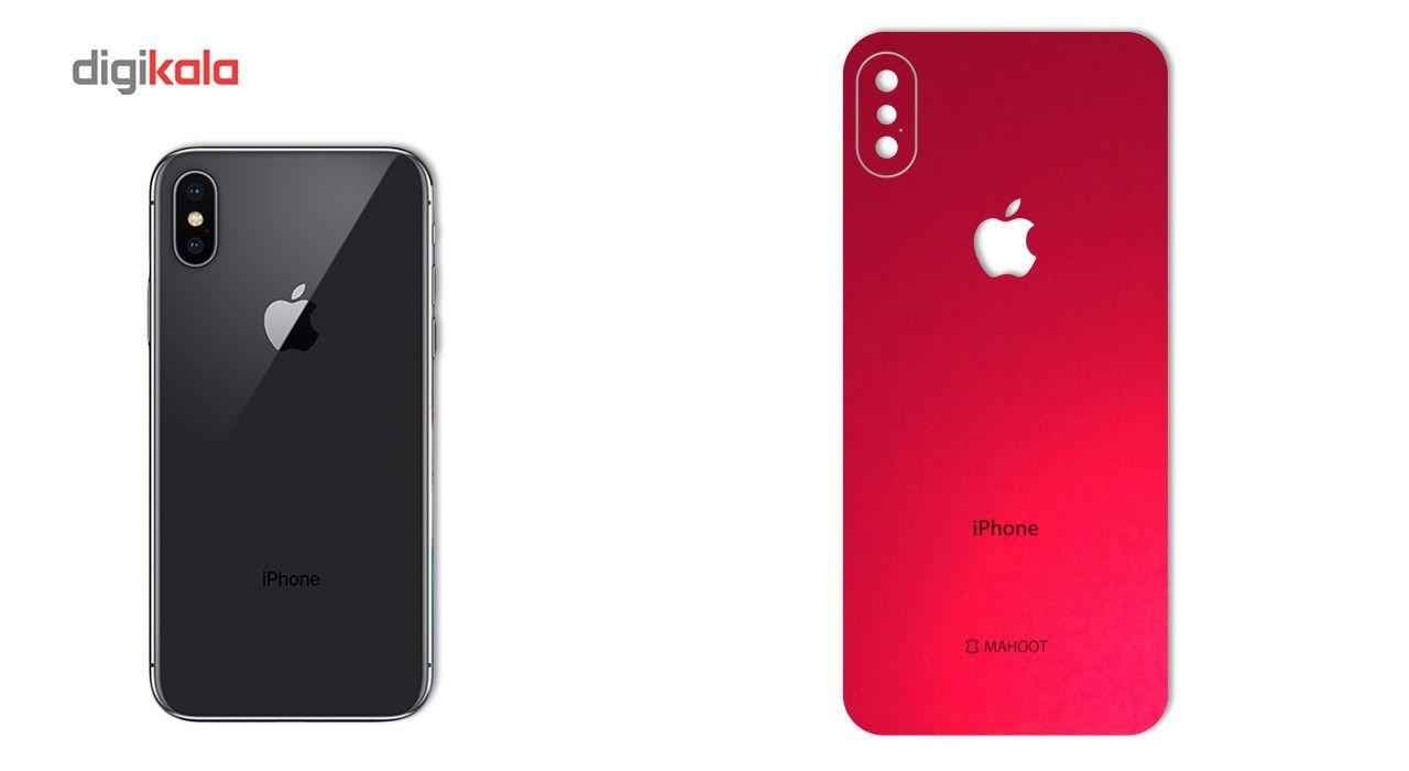 برچسب پوششی ماهوت مدلColor Special مناسب برای گوشی  iPhone X main 1 1