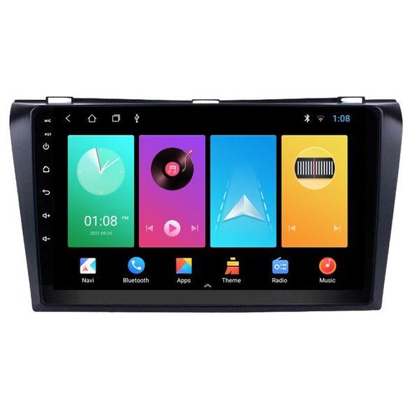 پخش کننده تصویری خودرو ووکس مدل C200PRO مناسب برای مزدا 3