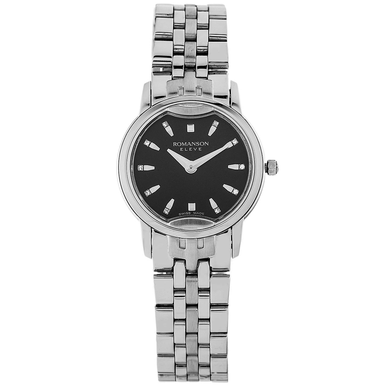 ساعت مچی عقربه ای زنانه رومانسون مدل EM3210LL1WA32W