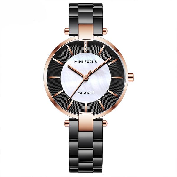 ساعت مچی عقربه ای زنانه مینی فوکوس مدل mf0224l.03