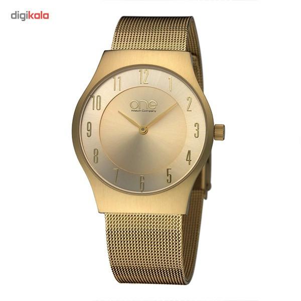 ساعت مچی عقربه ای زنانه وان واچ مدل OL1217DD41T