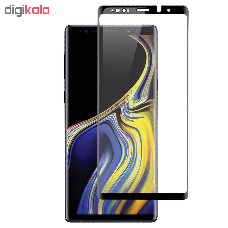 محافظ صفحه نمایش سومگ مدل Nitro مناسب برای گوشی سامسونگ Note 9 main 1 1