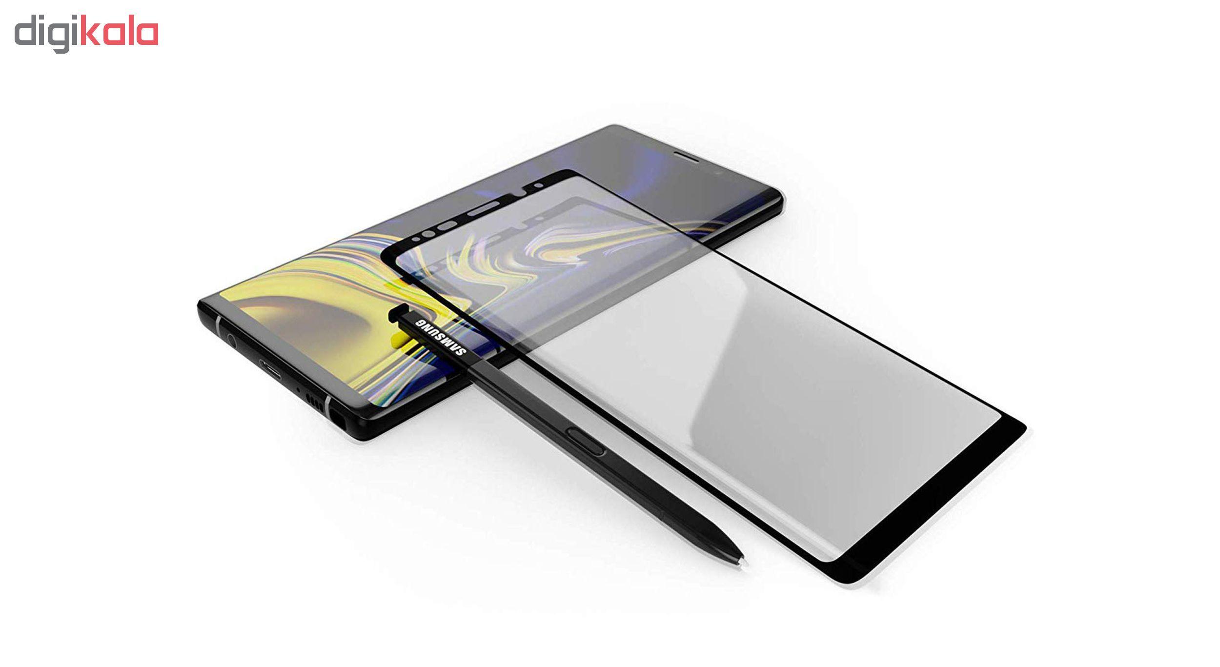 محافظ صفحه نمایش سومگ مدل Nitro مناسب برای گوشی سامسونگ Note 9 main 1 3
