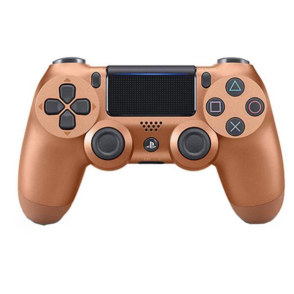 دسته بازی بی سیم  مدل Dualshock 4 Copper مناسب برای PS4