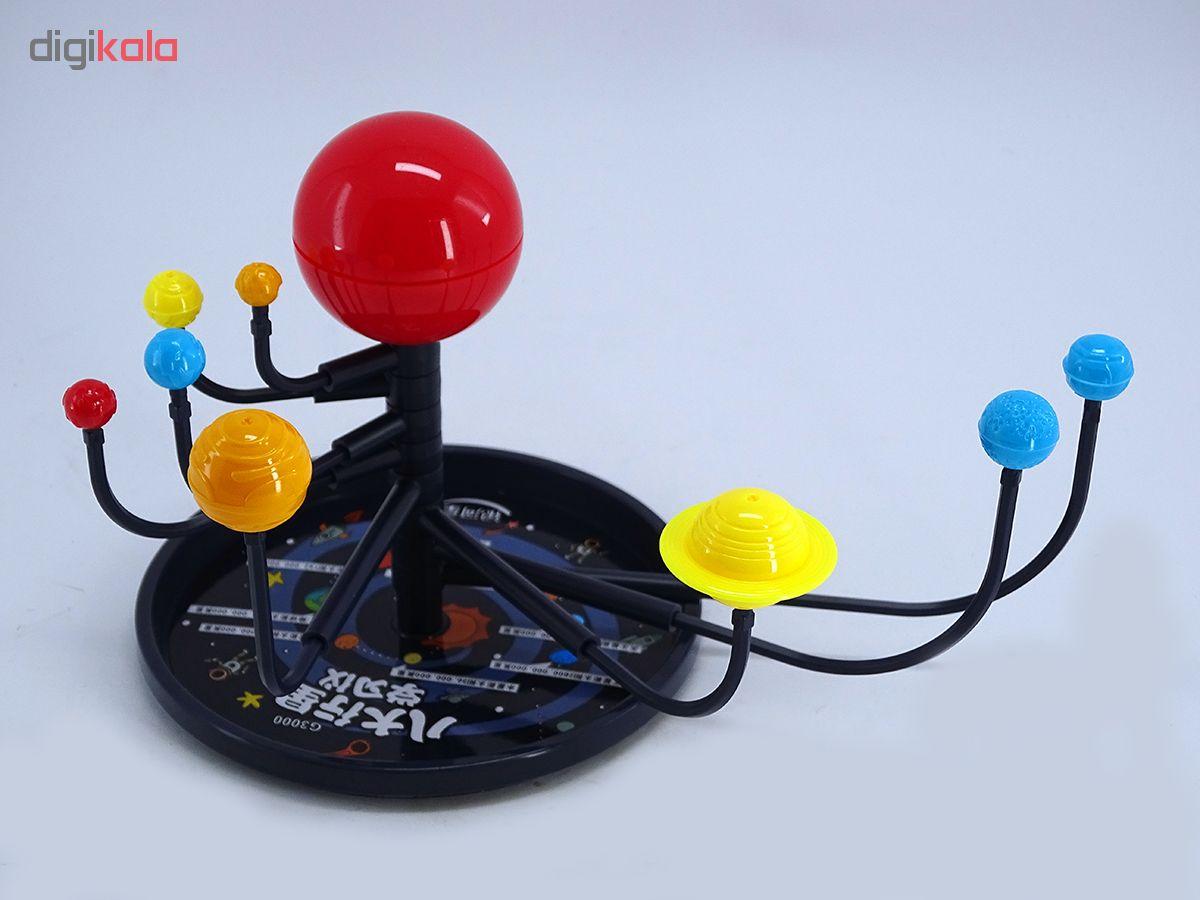 بازی آموزشی طرح منظومه خورشیدی کد 3000