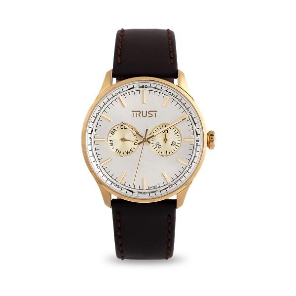 ساعت مچی عقربه ای مردانه تراست مدل G455BUI