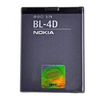 باتری موبایل مناسب برای نوکیا مدل BL-4D با ظرفیت 1200 میلی آمپر ساعت