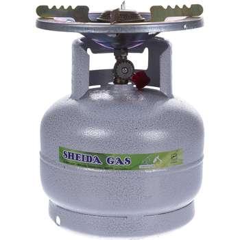 اجاق گاز پیکنیکی شیدا گاز حجم 2.5 کیلوگرم