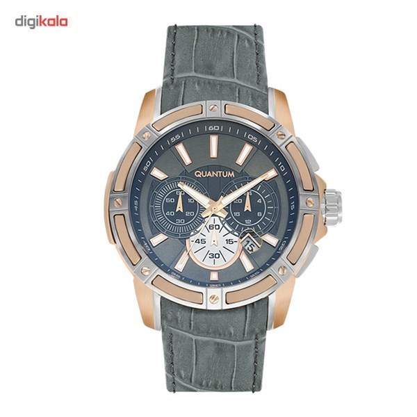 خرید ساعت مچی عقربه ای مردانه کوانتوم PWG379.466