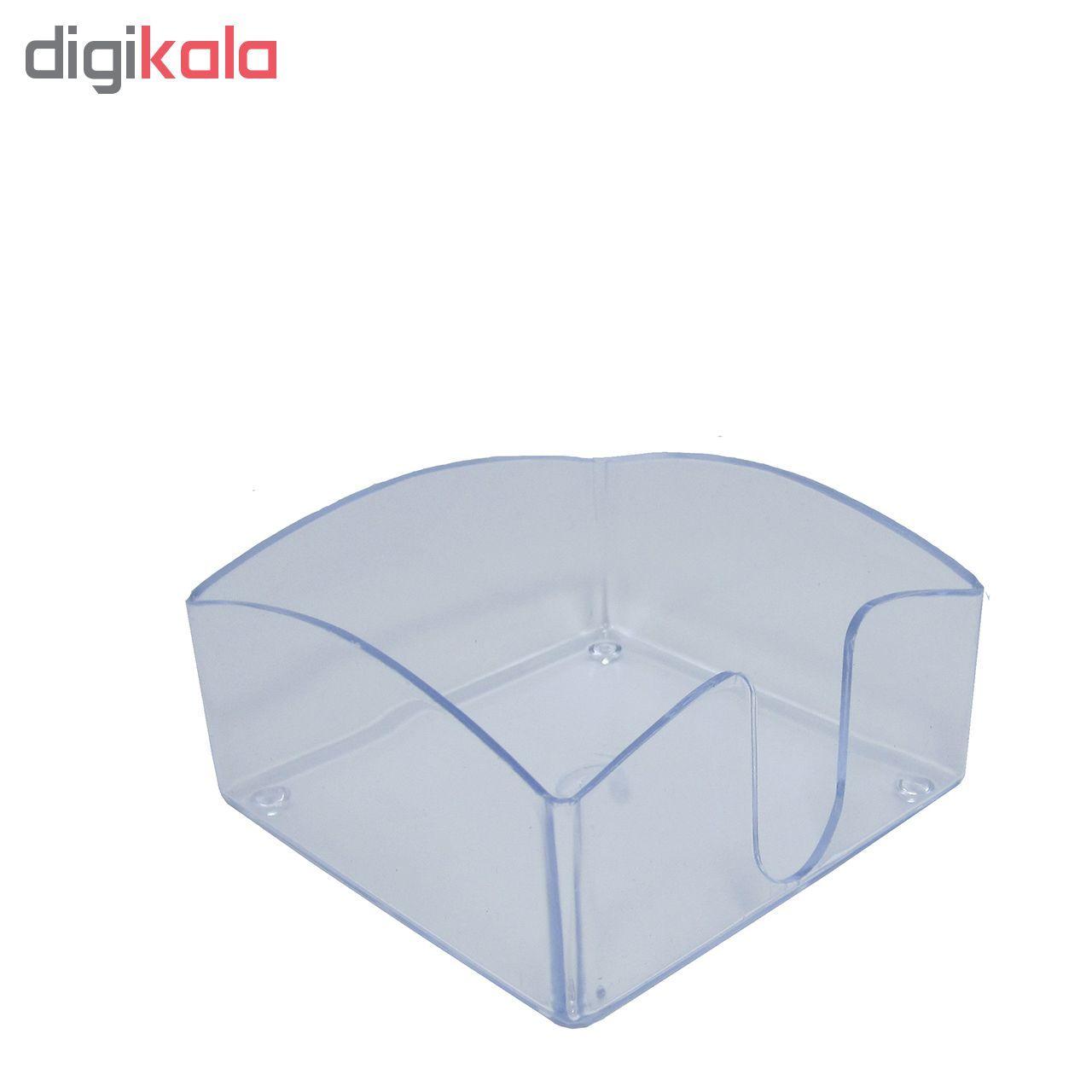 جای کاغذ یادداشت پلاستیکی مدل پارسه main 1 3
