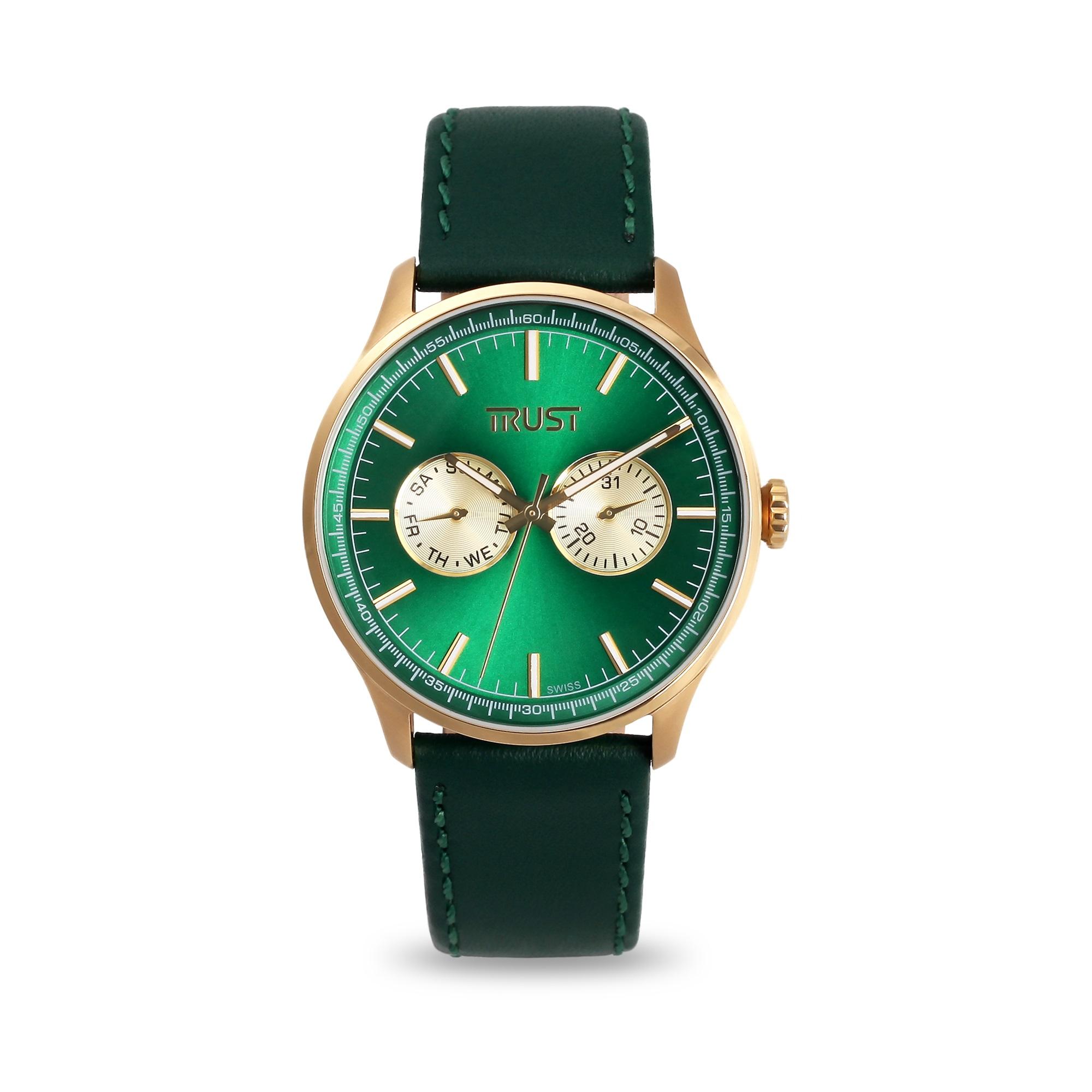 کد تخفیف                                      ساعت مچی عقربه ای مردانه تراست مدل G455BQJ