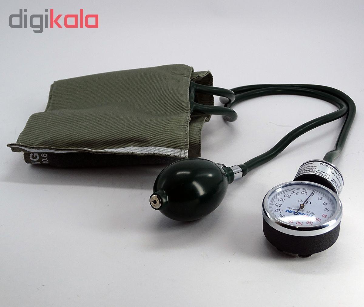 فشارسنج عقربه ای و گوشی پزشکی هانسون مدل وکتو main 1 6
