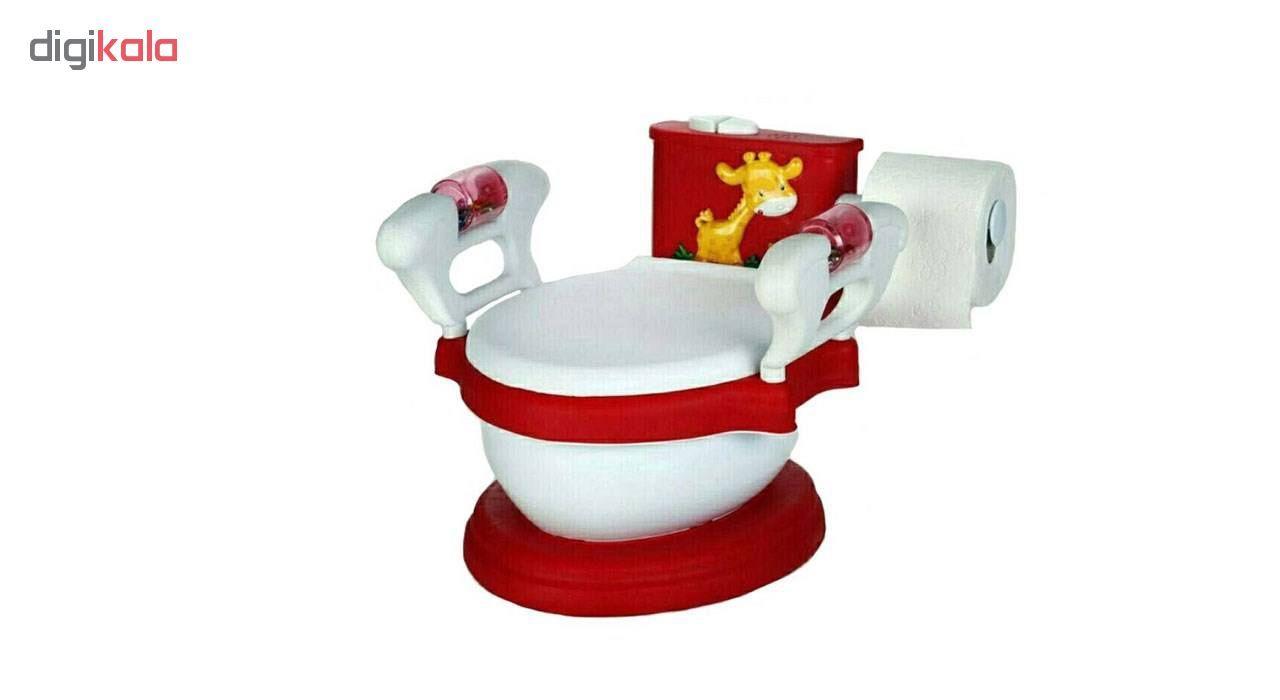 توالت فرنگی کودک سامیا تویز مدل ID16062 main 1 2
