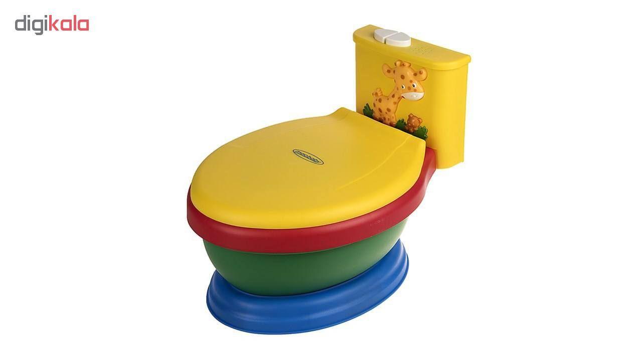 توالت فرنگی کودک سامیا تویز مدل ID16062 main 1 3