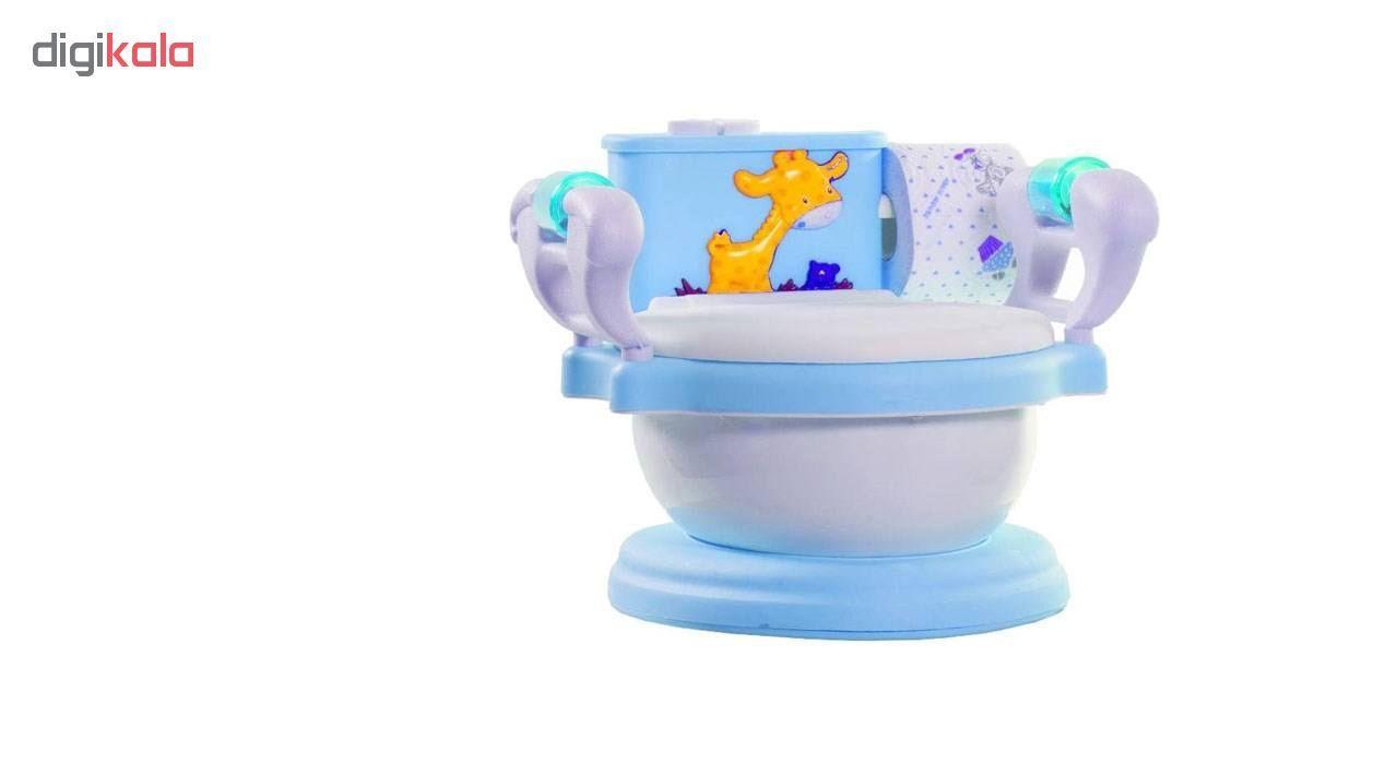 توالت فرنگی کودک سامیا تویز مدل ID16062 main 1 4