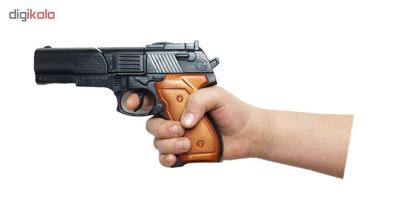تفنگ اسباب بازی گلدن گان مدل G-01 main 1 2