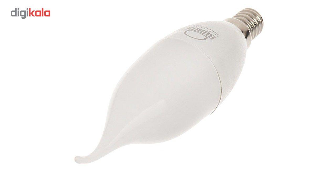 لامپ ال ای دی 6.5 وات بروکس مدل C30L پایه E14 main 1 2