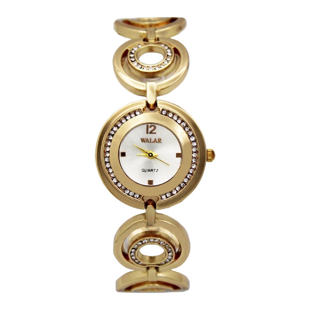 ساعت مچی عقربه ای زنانه والار مدل DGZU-0135 39