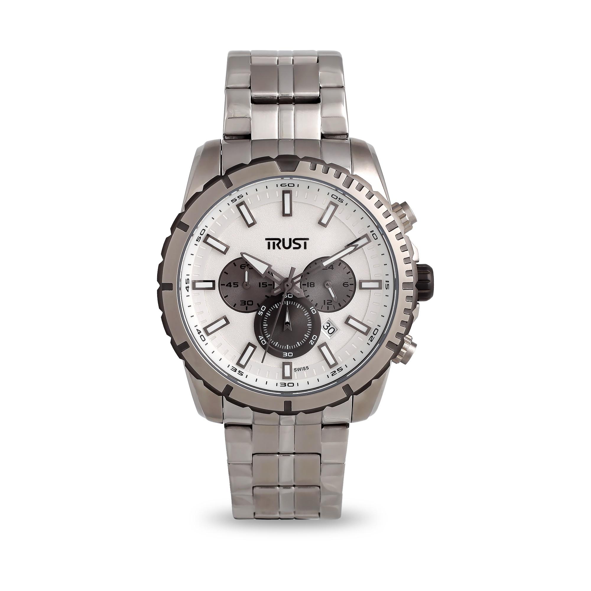 ساعت مچی عقربه ای مردانه  تراست مدل G497HRI