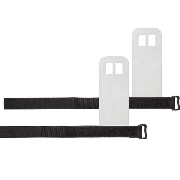 باند لیفت ژیمناستیک گلد استار مدل Fitness Grips IR98707 چرمی رنگ بسته 2 عددی سایز freesize