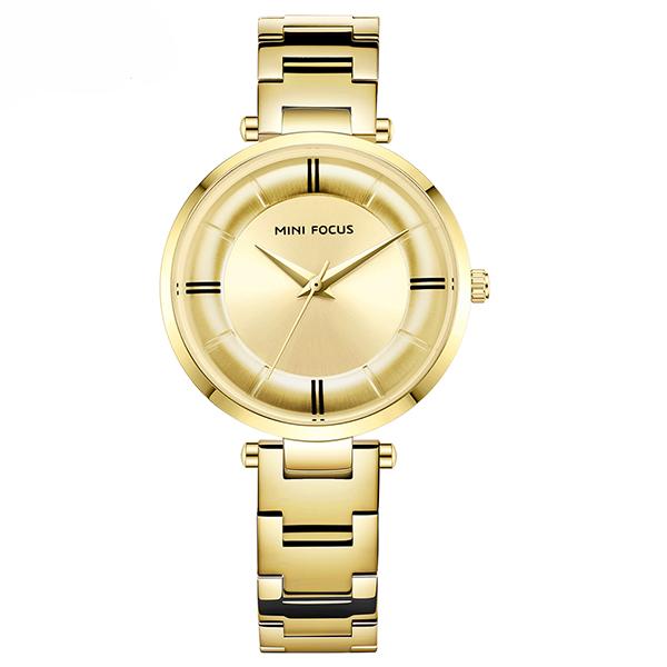 ساعت مچی عقربه ای زنانه مینی فوکوس مدل mf0235l.01