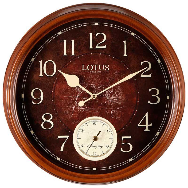 ساعت دیواری لوتوس مدل 9031