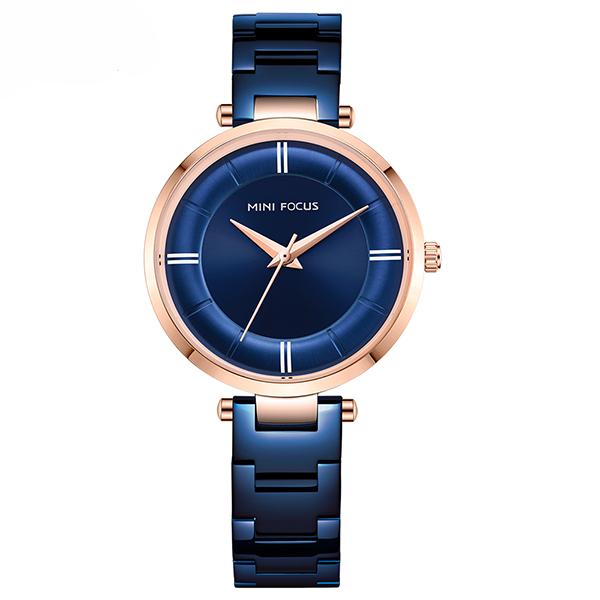 ساعت مچی عقربه ای زنانه مینی فوکوس مدل mf0235l.04