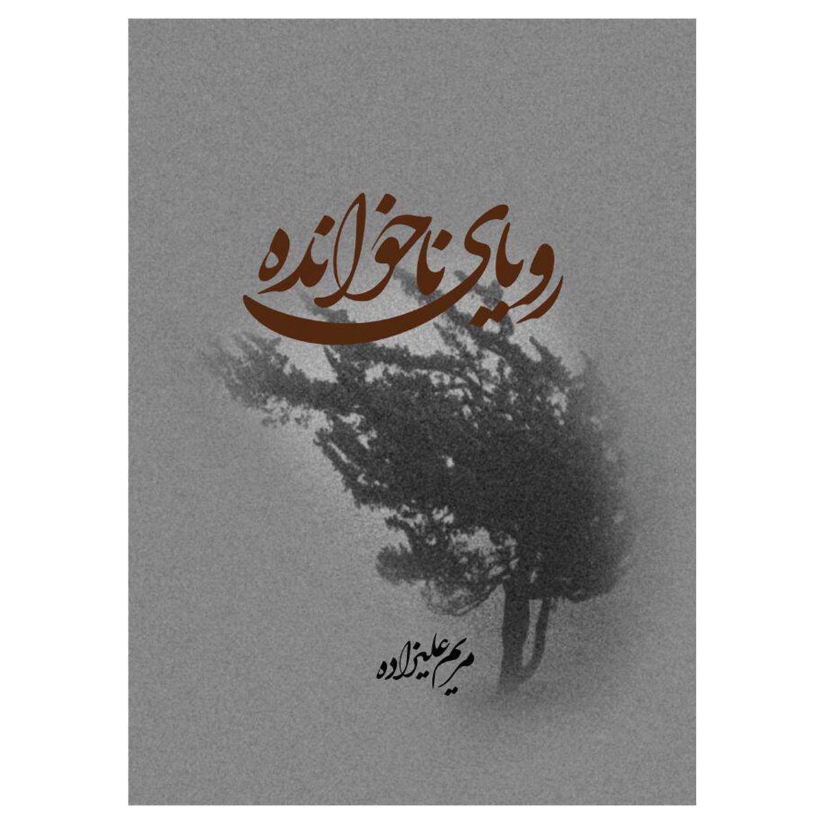 کتاب رویای ناخوانده اثر مریم علیزاده انتشارات متخصصان