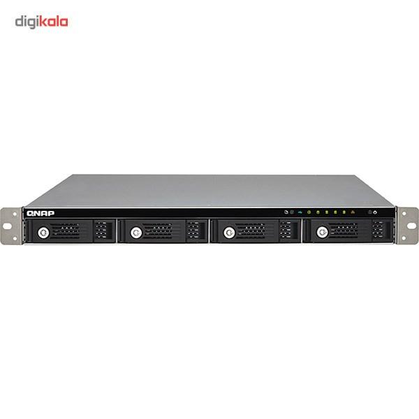 ذخیره ساز تحت شبکه کیونپ مدل TS-431U بدون دیسک