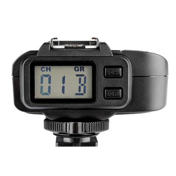 رادیو تریگر گودکس مدل X1R-N مناسب برای دوربین های نیکون