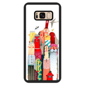 کاور آکام مدل AS8P0679 مناسب برای گوشی موبایل سامسونگ Galaxy S8 plus