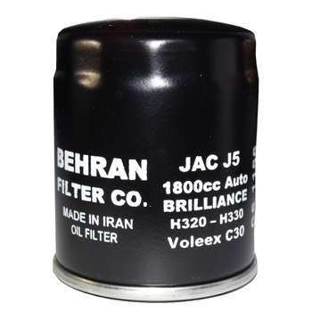 فیلتر روغن خودرو بهران فیلتر مدل GS1156 مناسب برای جک J5 |