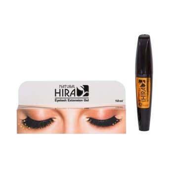 ژل تقویت کننده و پرپشت کننده مژه هیرا مدل Eyelash Extension حجم 10 میلی لیتر